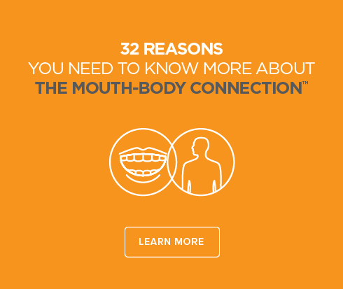 Rancho Cucamonga Smiles Dentistry - Mouth-Body Connection
